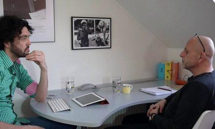 Petr Mára, Jaroslav Homolka: bistro digital 2 – S Jardou Homolkou (video)