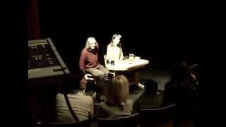 Maestra Ayahuasca – beseda po promítání v Divadle Kampa 18.2.2012 (video)