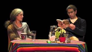 Setkání s Táňou Fischerovou v divadle Kampa 9.10.2012 (video)