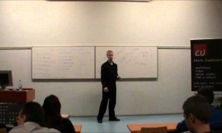 Jan Mexo Řehák – Buďte silným vyjednavačem! (video)