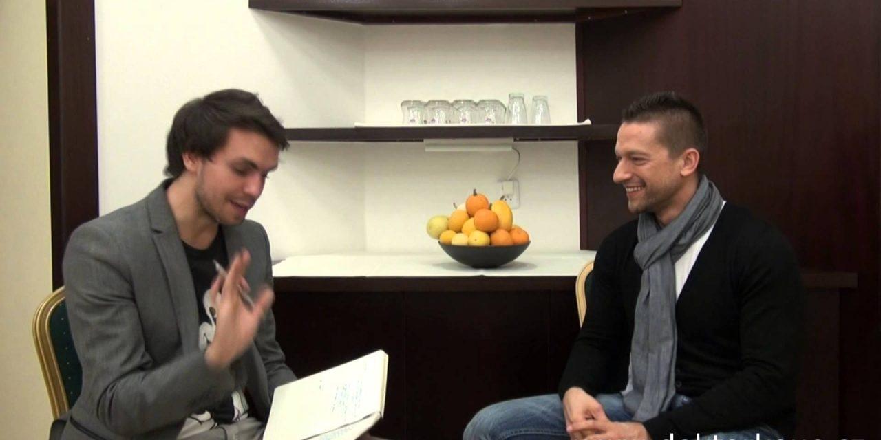 Jan Dubnička v talkshow Tomáše Lukavce, 27.2.2014 (video)
