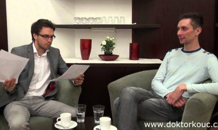 Pavel Pavlovský v talkshow Tomáše Lukavce,16.01.2014 (video)