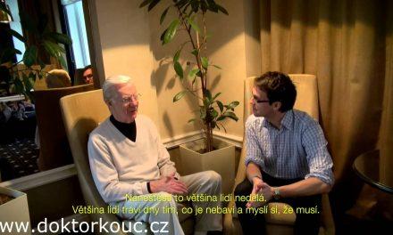 Bob Proctor v talkshow Tomáše Lukavce, 28.11.2013 (video)