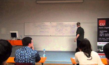 Jan Mexo Řehák – Mistrovství ve vyjednávání (video)