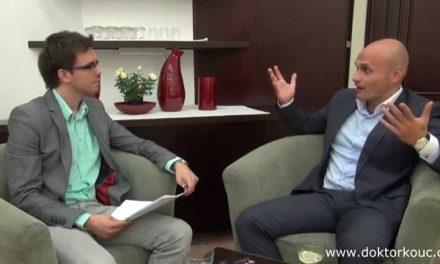Andy Winson v talkshow Tomáše Lukavce,15.3.2014 (video)