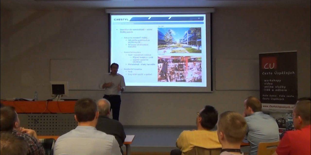 Omar Koleilat – Investujte do nemovitostí (video)