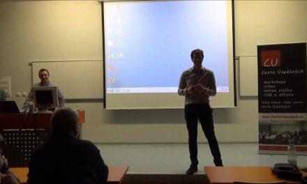 Tomáš Lichtenberg, Michal Příhoda – Budování úspěšné franšízy (video)