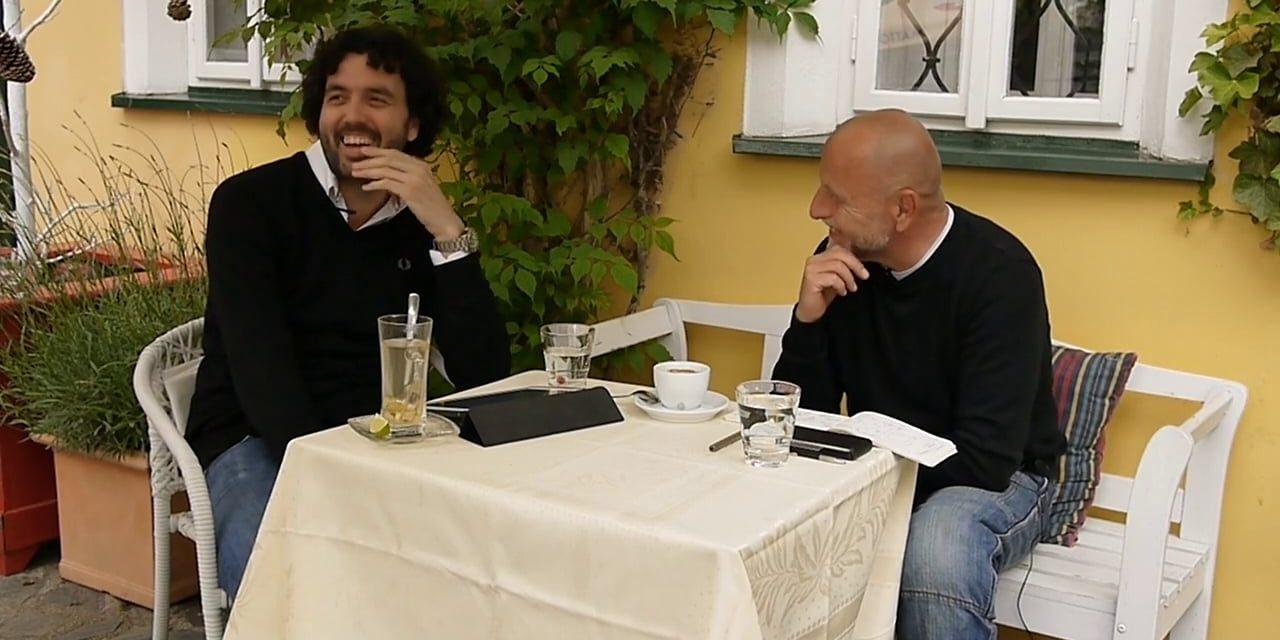 Petr Mára, Jaroslav Homolka: bistro digital #12 (video)