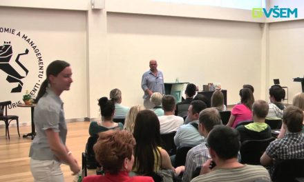 Hosté VŠEM – Zdeněk Pohlreich – Debata se studenty VŠEM (video)