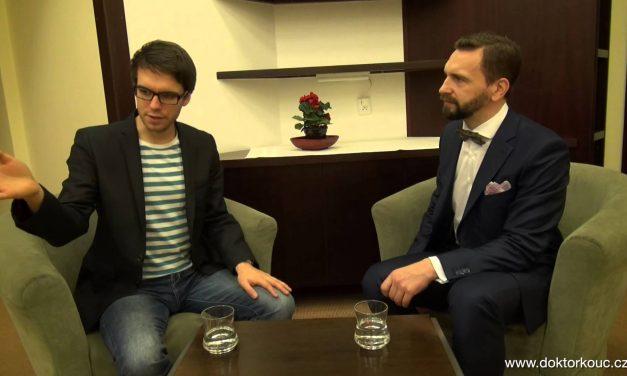 Daniel Šmíd v talkshow Tomáše Lukavce, 20.3.2014 (video)