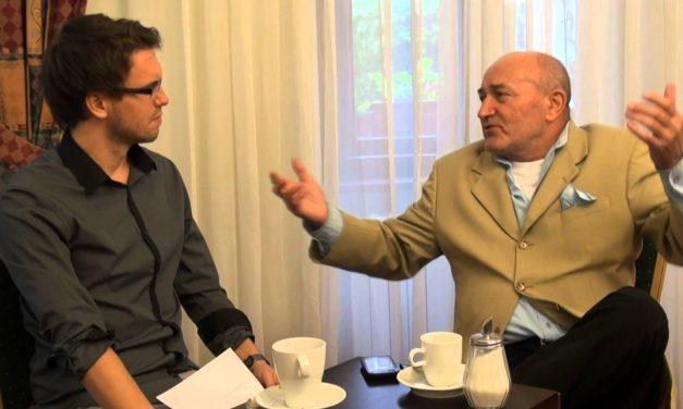 Jan Kuděla v talkshow Tomáše Lukavce, 6.2.2014 (video)