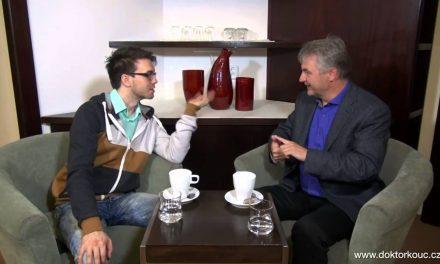Jiří Mazur v talkshow Tomáše Lukavce, 8.5.2014 (video)