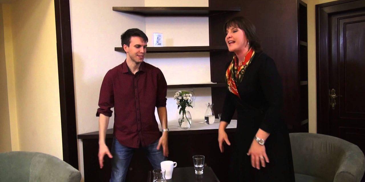 Jitka Ševčíková v talkshow Tomáše Lukavce, 13.6.2014 (video)