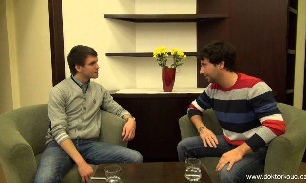 Pavel Moric v talkshow Tomáše Lukavce, 27.3.2014 (video)