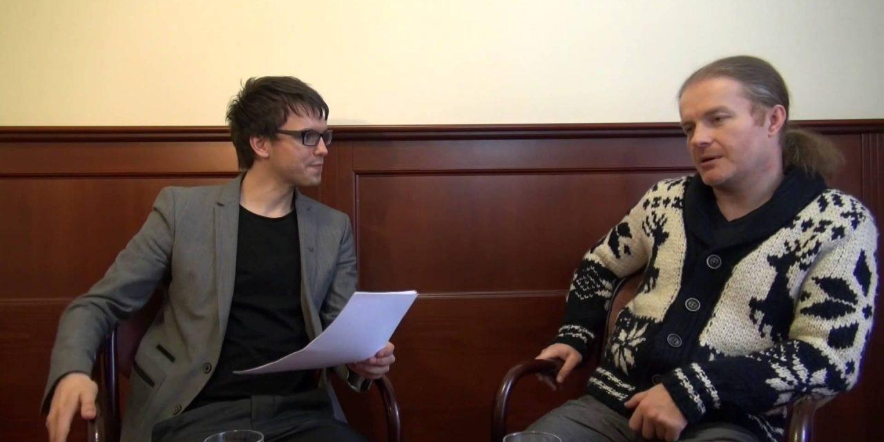 Pavel Šporcl v talkshow Tomáše Lukavce, 24.4.2014 (video)