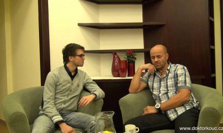 Radek Jaroš v talkshow Tomáše Lukavce, 6.3.2014 (video)