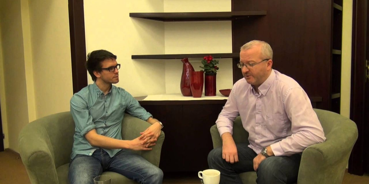 Radim Jančura v talkshow Tomáše Lukavce, 22.5.2014 (video)