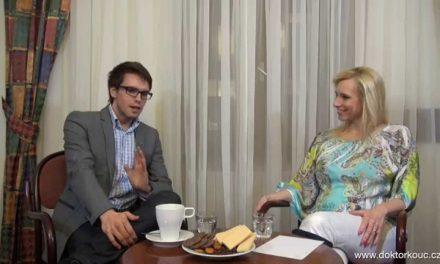 Renata Kronowetterová v talkshow Tomáše Lukavce, 1.5.2014 (video)