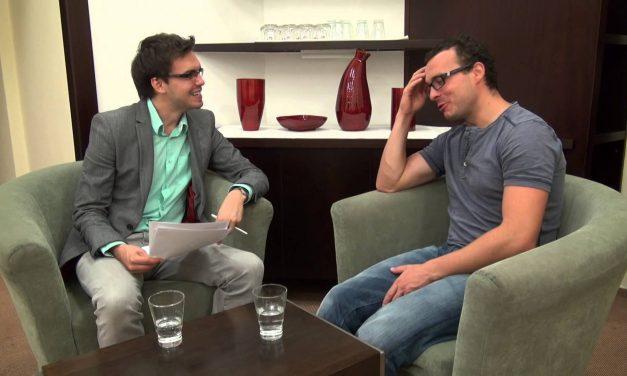 Tomáš Slavata v talkshow Tomáše Lukavce, 5.12.2013 (video)