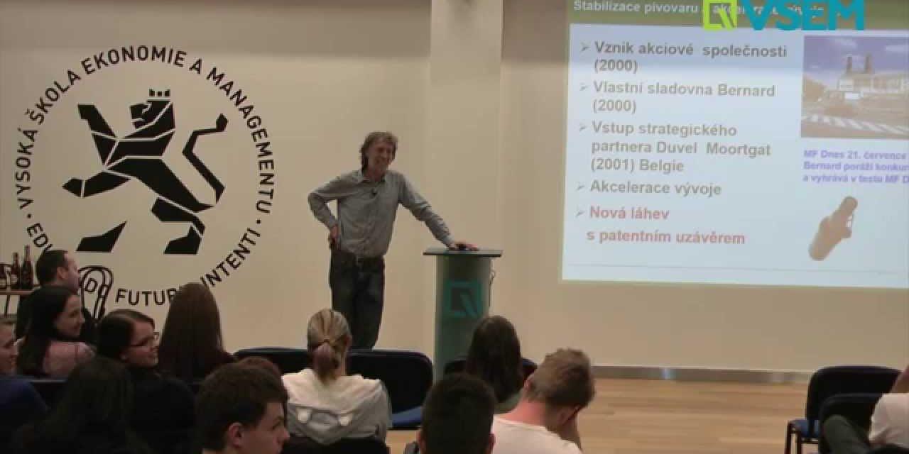 Hosté VŠEM – Stanislav Bernard (video)