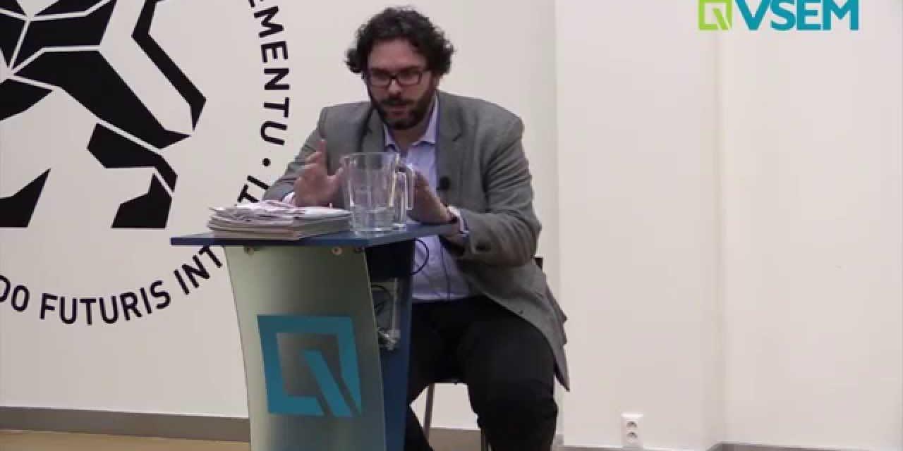 Hosté VŠEM – Erik Tabery (video)