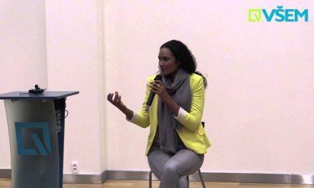 Hosté VŠEM – Lejla Abbasová (video)