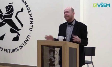 Hosté VŠEM – Martin C. Putna (video)