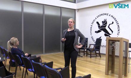 Hosté VŠEM – PhDr. Petra Drahoňovská (video)