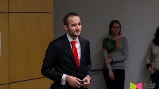 Martin Libenský – Jak odhalit špióna na obchodním jednání? | LIDÉ Z PRAXE (video)