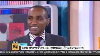 Mark Dzirasa – Jak uspět při pohovoru či castingu (video)