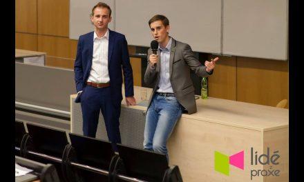 Jakub Rož a Libor Hoření – Jak jsme řídili firmy z lavice, když se třídní nedívala | LIDÉ Z PRAXE (video)