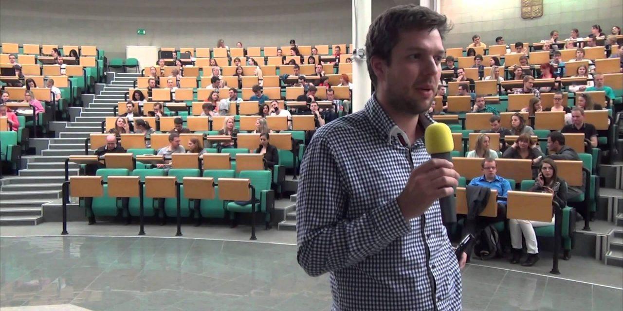 Rozhovor s Petrem Ludwigem o úspěchu (video)
