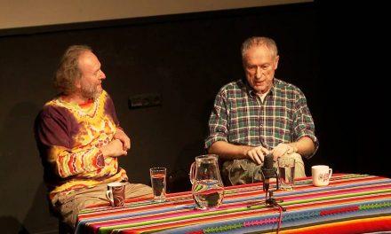Duše K – O amazonských indiánech – Jaroslav Dušek a Mnislav Zelený 18.10.2015 (video)