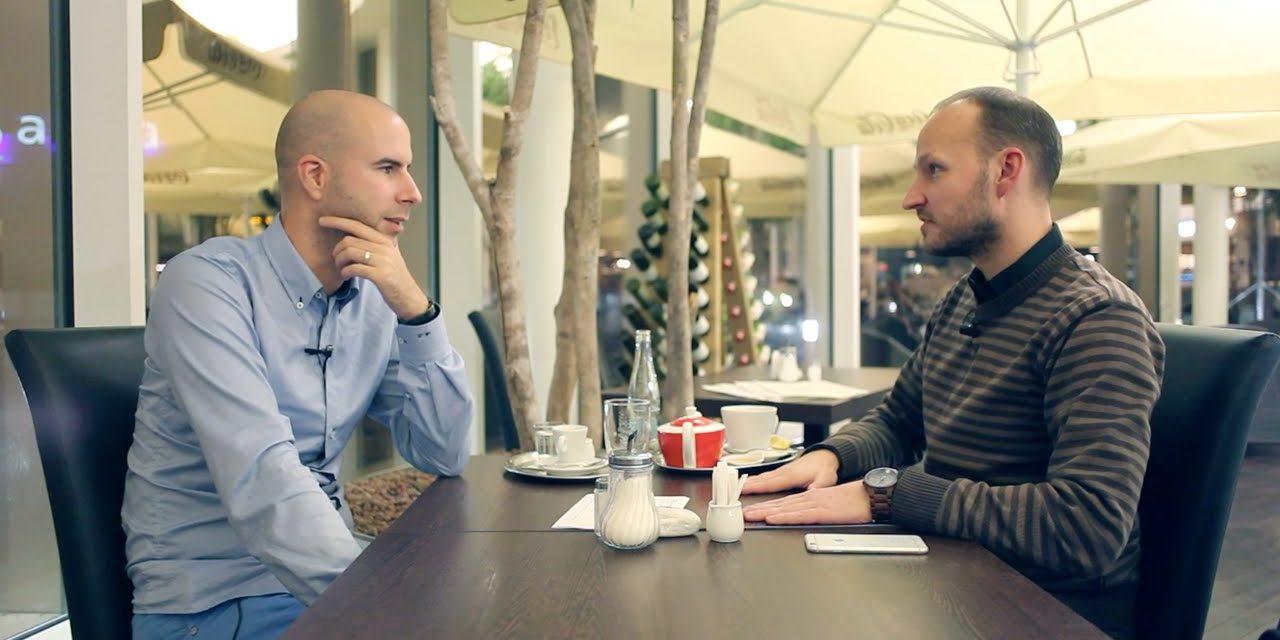 Vyřešíme Mário Roženskému problém s budováním obchodního týmu a začátkem prodeje (video)