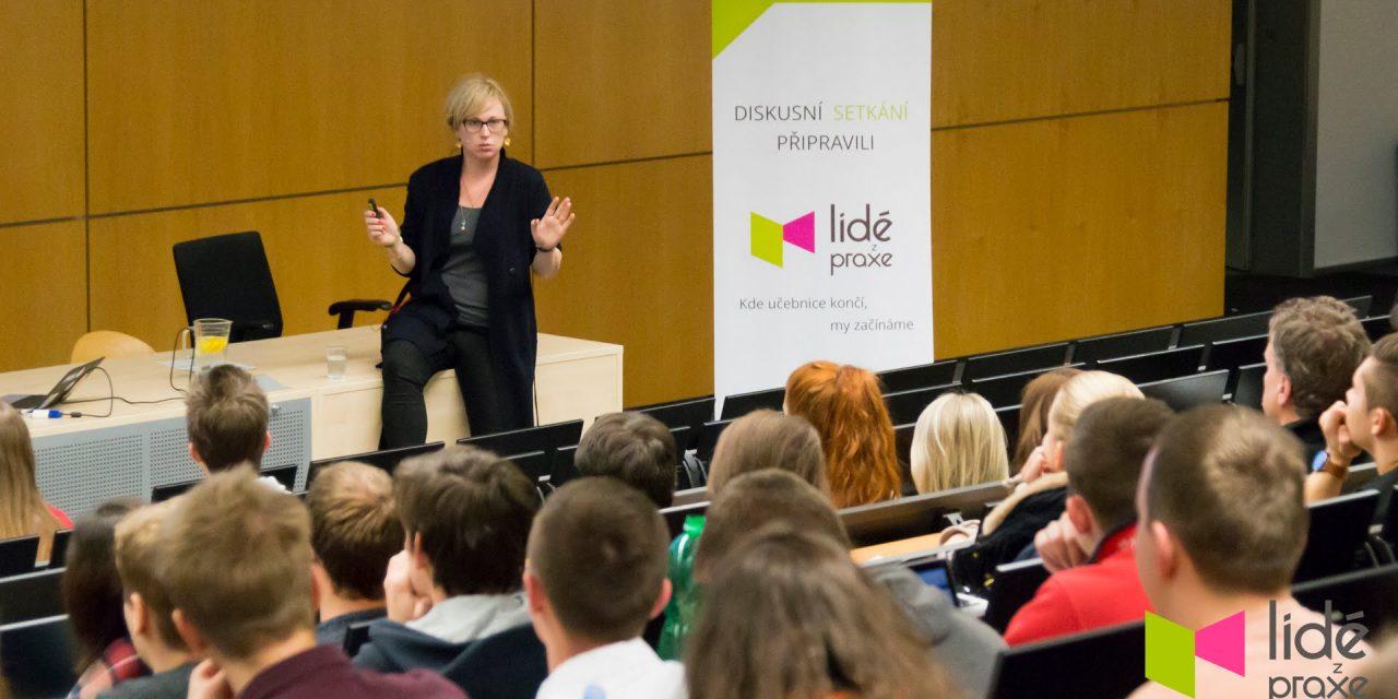 Anna Shavit (Matušková) – Marketing, který mění českou politiku   LIDÉ Z PRAXE (video)