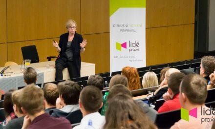 Anna Shavit (Matušková) – Marketing, který mění českou politiku | LIDÉ Z PRAXE (video)