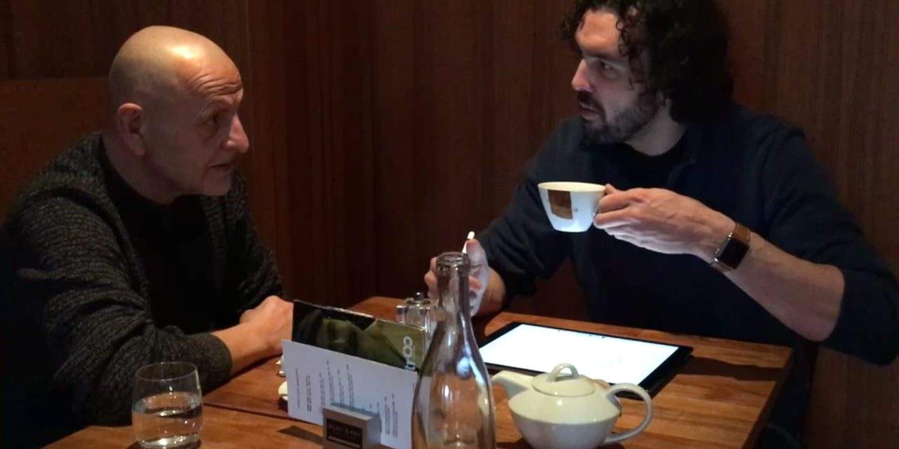 Petr Mára, Jaroslav Homolka: Bistro Digital 15 – o výchově a rodině (video)