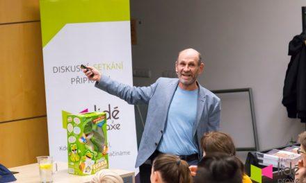Ondřej Šteffl – Vizionář a zakladatel inovativních škol | LIDÉ Z PRAXE (video)