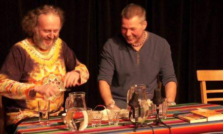 Duše K – tentokrát s Vladimírem Kafkou o životě naživo – 17.1.2016 (video)