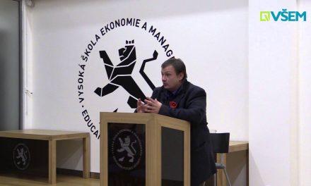 Hosté VŠEM – Mikuláš Kroupa (video)