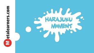 Jaký je ten Váš Harajuku moment? (video)