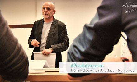 Reportáž z #Predatorcode: Na vrchol zkratky nevedou