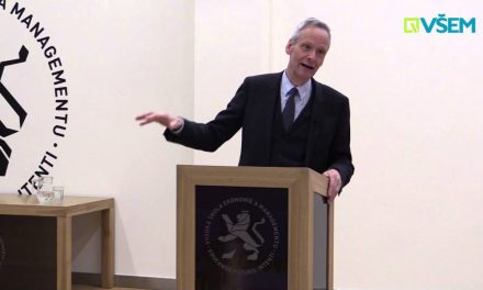 Hosté VŠEM – JUDr. Cyril Svoboda (video)