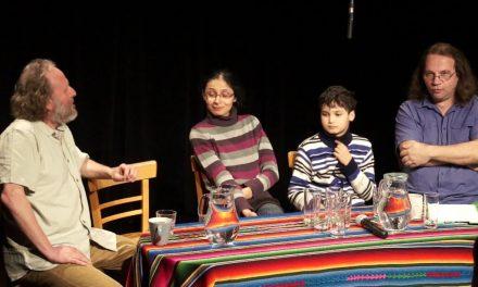 PŘICHÁZÍME V MÍRU – povídání o autismu s Michalem Roškaňukem a Jaroslavem Duškem – 5.3.2016 (video)