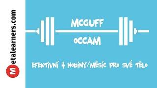4 hodiny pro své tělo za měsíc (Occam/McGuff) (video)