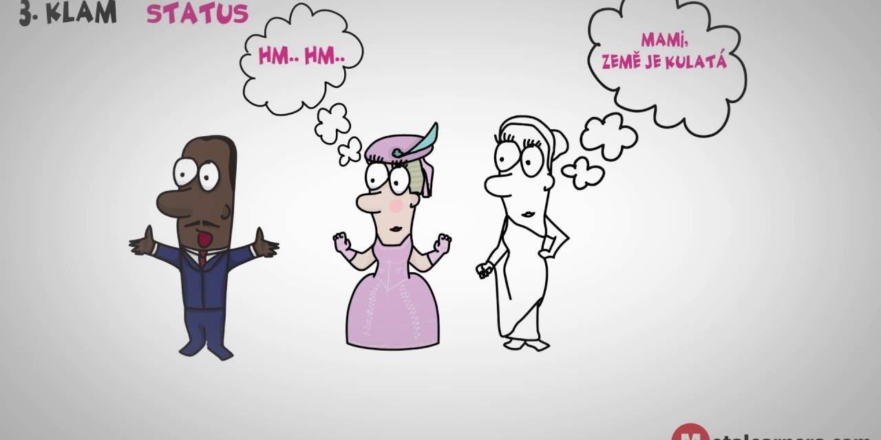 Klamy pro lepší rozhodování (video)