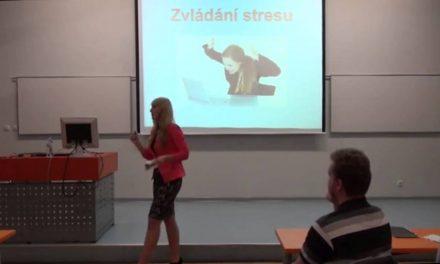 Hana Ondrušková – Přeměňte stres v efektivitu (video)