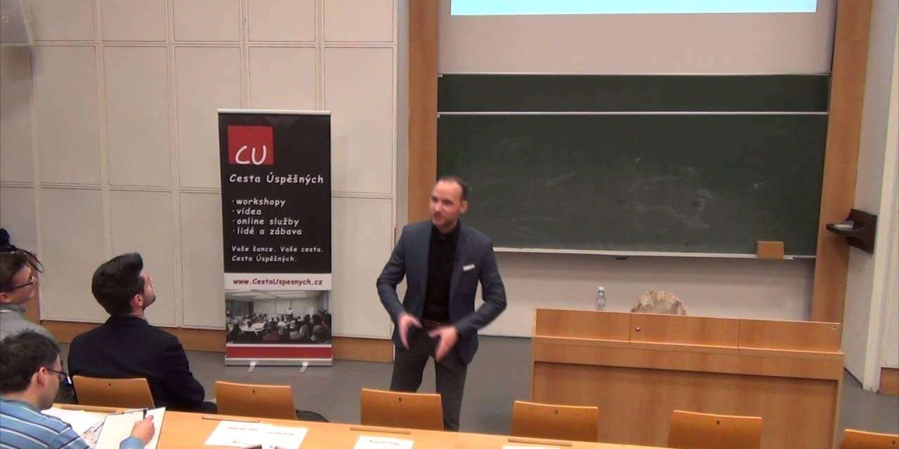 Jan Laibl – Řešte konflikty efektivně (video)
