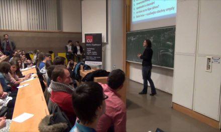Renata Landgráfová – Efektivní učení a fenomenální paměť (video)