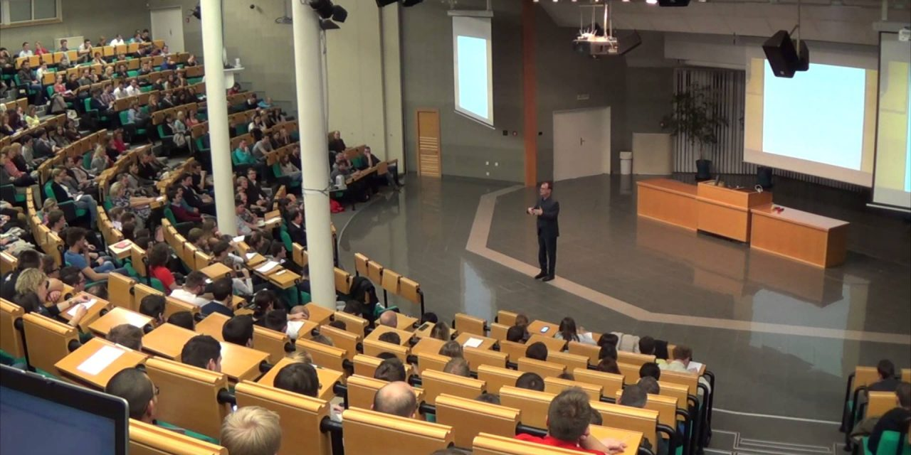 Robert Breadon –  NLP pro odvahu a úspěch (video)
